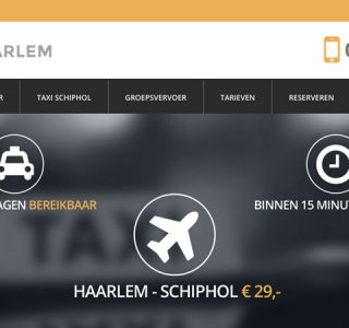 taxi haarlem website
